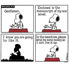 peanuts-writer